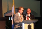 Chairman Joe Stapleton Receives Silver Anchor Award