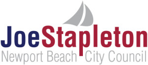 Stapleton for Newport Beach City Council 2014 | Stapleton For City Council | District 1| ID# 1360953